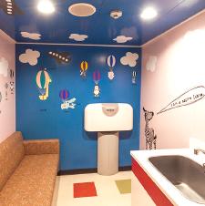 授乳室などの設備